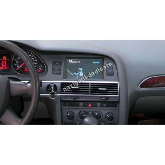Retrofit TV Digital DVB-T Audi A6 A8 Q7