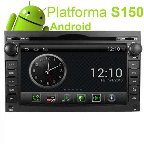 Navigatie Dedicata Cu Android Chevrolet Captiva Aveo Epica NAVD-i020