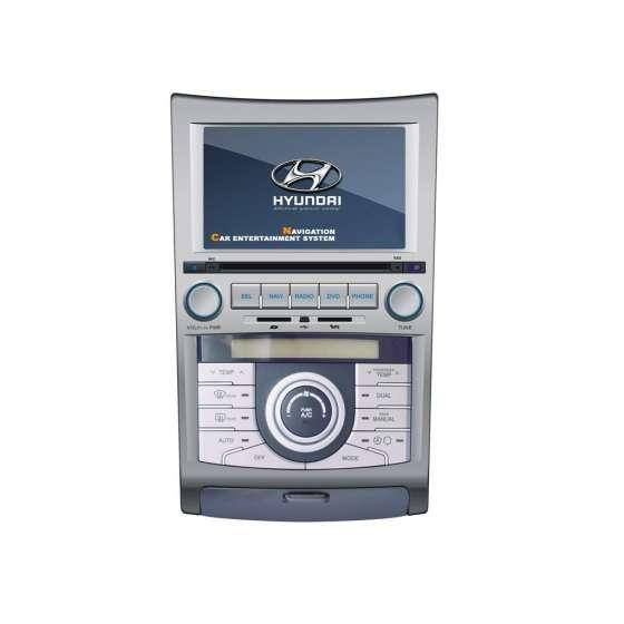 NAVIGATIE DEDICATA HYUNDAI VERACRUZ DVD/GPS/TV Rezolutie 800*480,