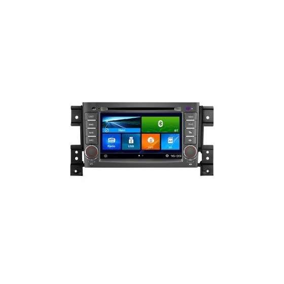 Navigatie Dedicata SUZUKI Grand VITARA DVD GPS Auto CARKIT INTERNET NAVD-k053