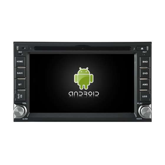 DVD AUTO GPS 2DIN Android NAVIGATIE CARKIT USB NAVD-A9900
