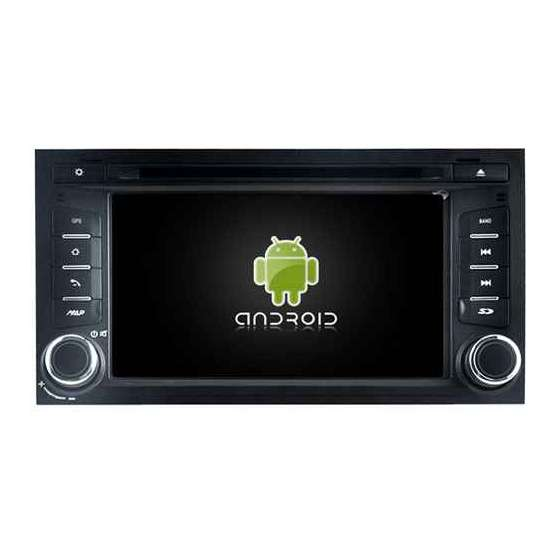 Navigatie Android Seat Leon 2013 Carkit Usb Tv internet NAVD-A5570