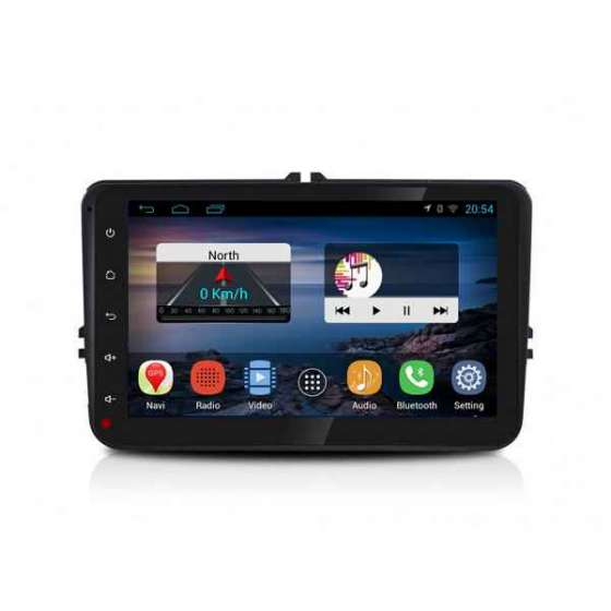Carpad Navigatie Android Ecran 8 inch Volkswagen Skoda Seat NAVD-E8800