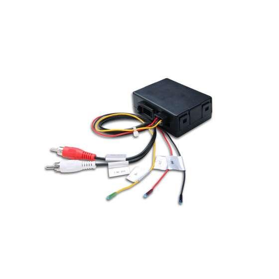 Modul adaptor fibra optica pentru amplificator audio Mercedes Porsche