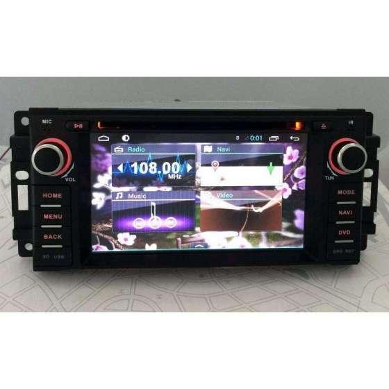 Navigatie Android Dodge Chrysler 300c Jeep Grand Cherokee DVD AUTO GPS NAVD-G202