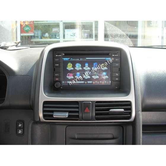 NAVIGATIE DEDICATA HONDA CRV DVD GPS