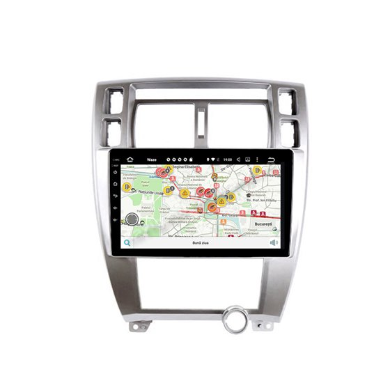 Navigatie Android Hyundai Tucson 2GB Ram Ecran 9 inch NAVD-AC9054