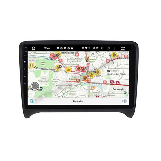 Navigatie Android Audi TT 2GB Ram Ecran 9 inch NAVD-AC9049