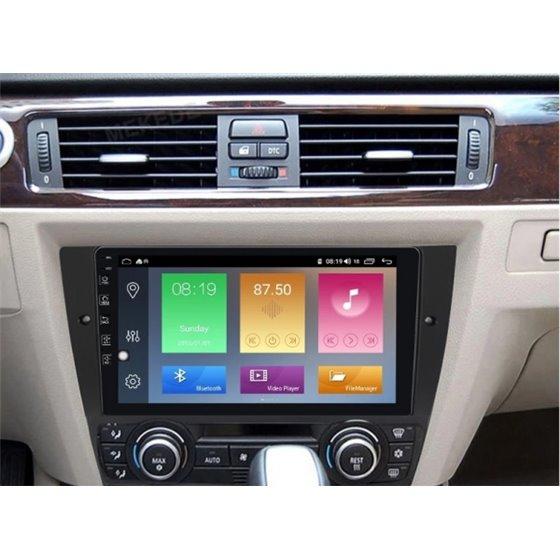 Navigatie Android 8.1 BMW E90 Ecran 9 inch IPS Led NAVD-E9043
