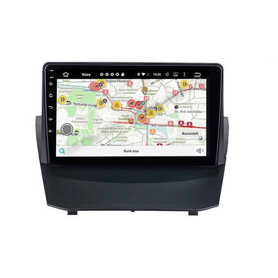 Navigatie Android Ford Fiesta 2009-2014 2GB Ram Ecran 9 inch NAVD-AC9042