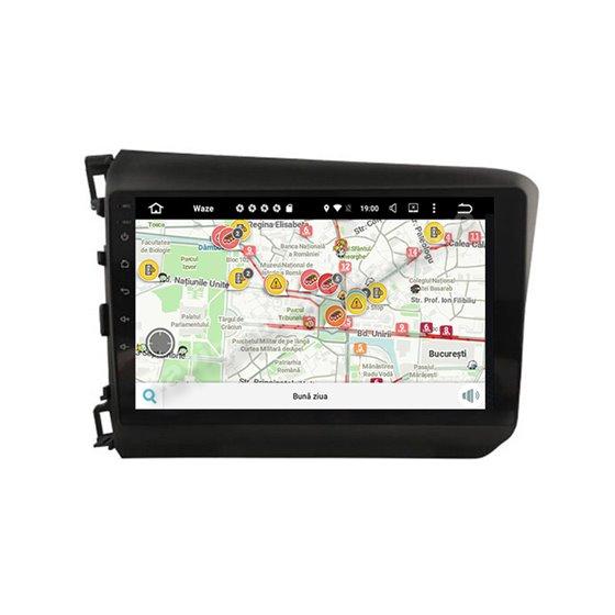Navigatie Android Honda Civic 2012-2015 2GB Ram Ecran 9 inch NAVD-AC9039