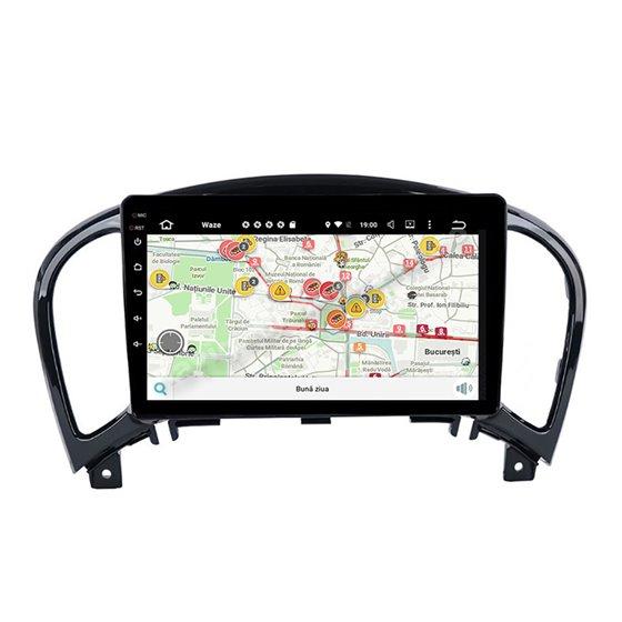 Navigatie Android Nissan Juke 2010-2018 2GB Ram Ecran 9 inch NAVD-AC9029