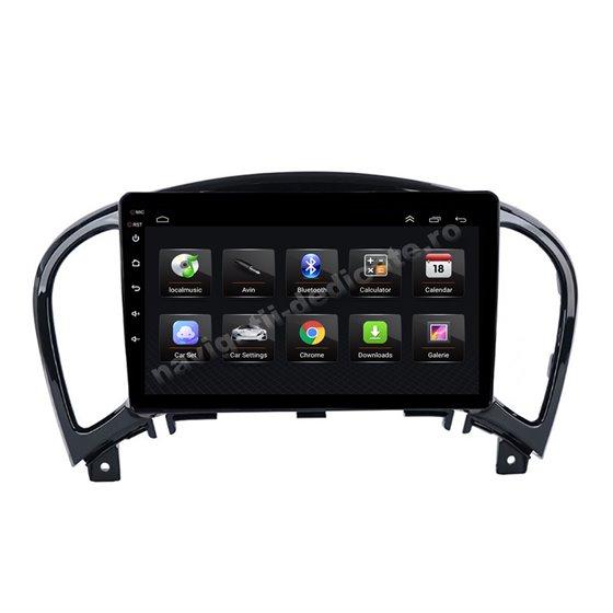 Navigatie Android 8.1 Nissan Juke 2010-2018 Ecran 9 inch IPS Led NAVD-E9029