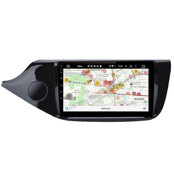 Navigatie Android Kia CEED 2012-2018 2GB Ram Ecran 9 inch NAVD-AC9028