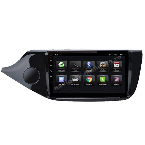 Navigatie Android 8.1 Kia CEED 2012-2018 Ecran 9 inch IPS Led NAVD-E9028