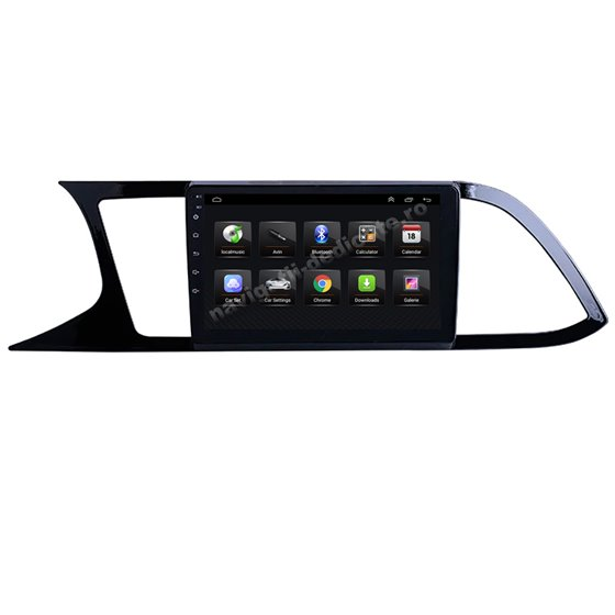 Navigatie Android 8.1 Seat Leon 2014-2020 Ecran 9 inch IPS Led NAVD-E9026
