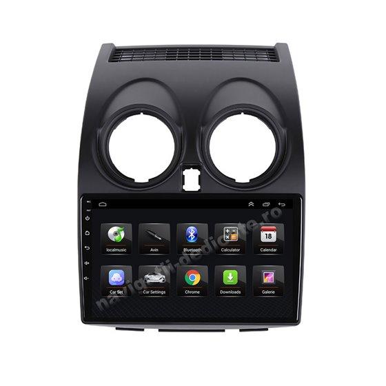 Navigatie Android 8.1 Nissan Qashqai 2008-2013 Ecran 9 inch IPS Led NAVD-E9015