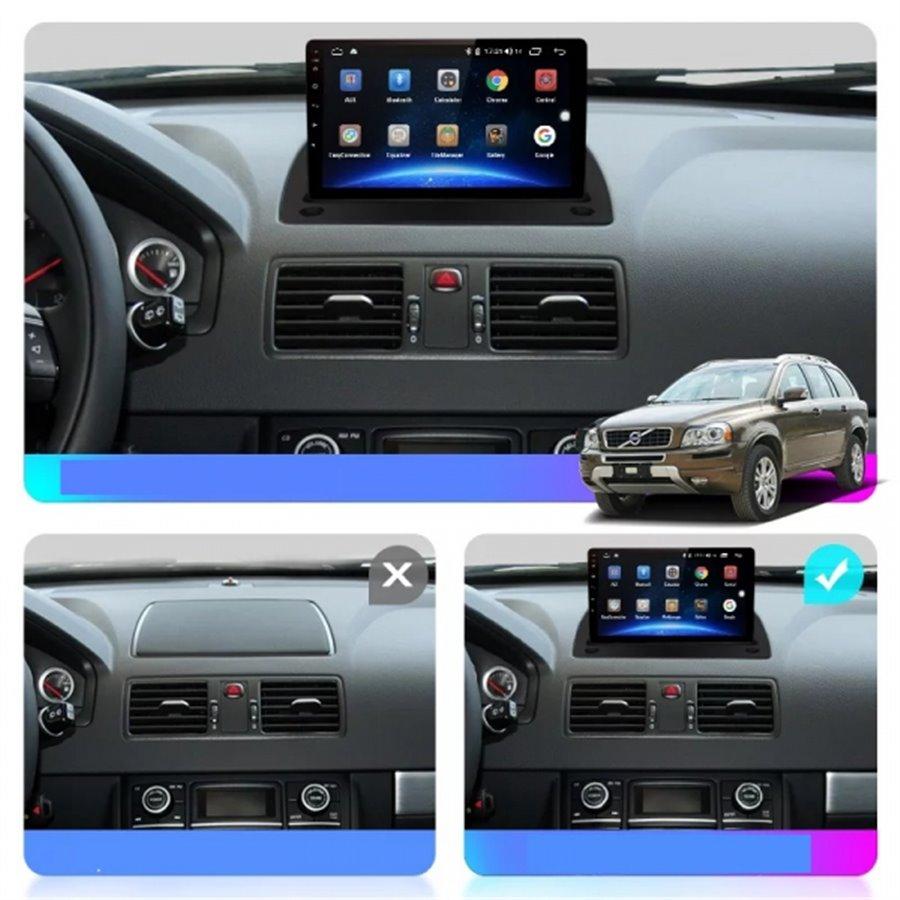 Navigatie Android Volvo XC90 2003-2014 2GB Ram Ecran 9 inch NAVD-AC9003
