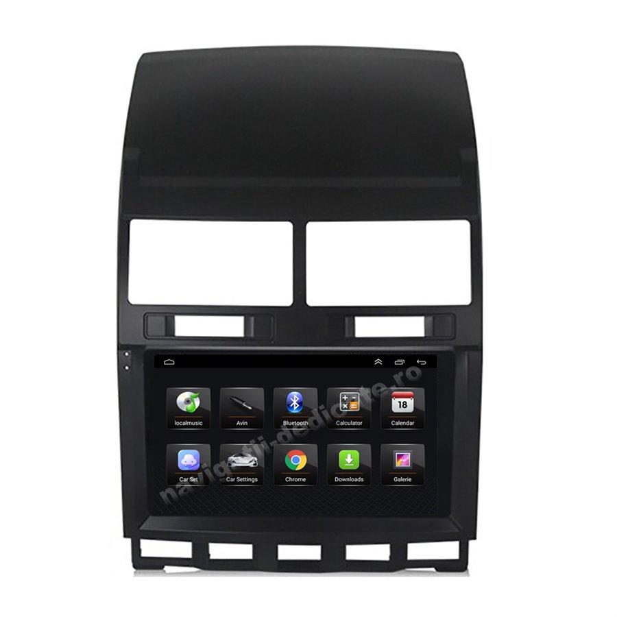 Navigatie Android Vw Touareg 2003-2011 2GB Ram Ecran 9 inch NAVD-AC99200
