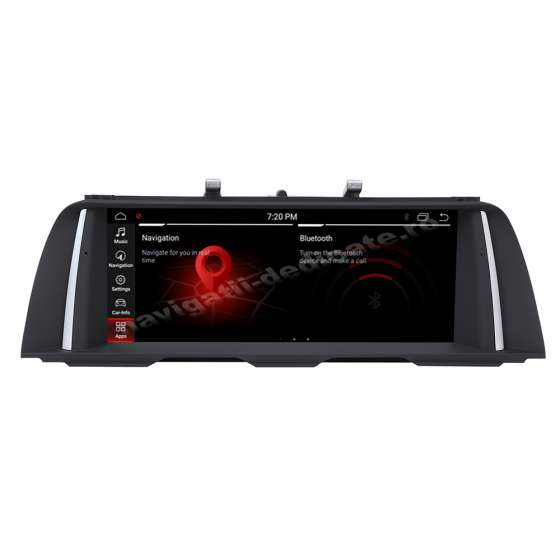 Monitor Navigatie Android BMW F10 CIC 4G LTE Bluetooth GPS USB NAVD-F10CIC4G