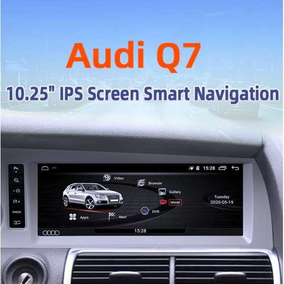 Navigatie Android AUDI Q7 4L MMI 2G Octa Core 4GB RAM  64GB SSD NAVD-AUD-Q7 MMI 2G