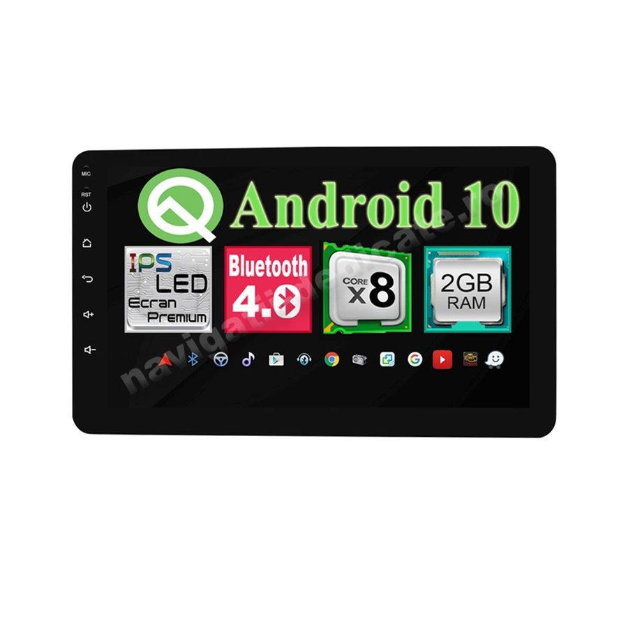 Navigatie Android Universal 1DIN Usb Carkit Internet Waze NAVD-I8200