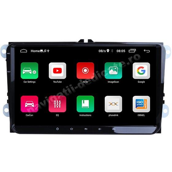 Navigatie Android 10 Volkswagen Skoda Seat NAVD-E9800
