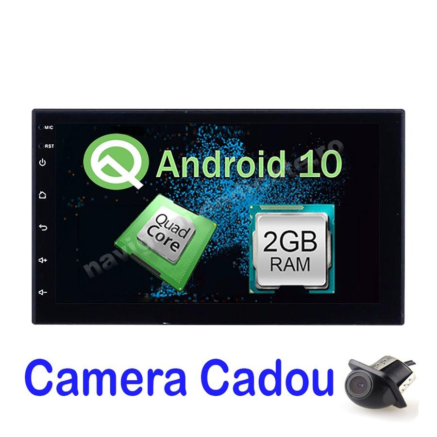 NAVIGATIE CARPAD 2DIN ANDROID 10 USB INTERNET NAVD-E902