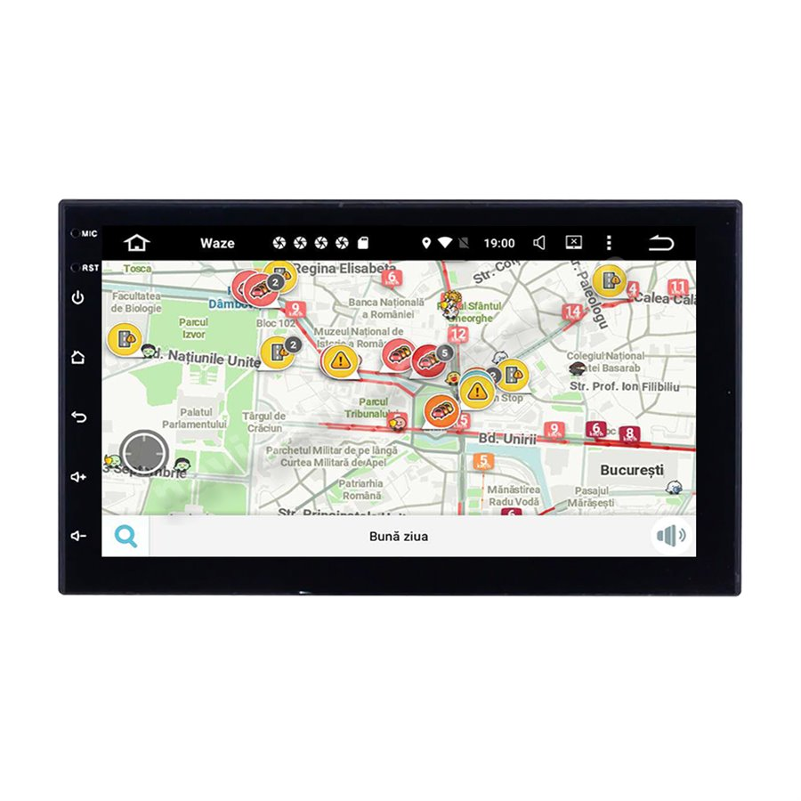 Carpad Navigatie Android Nissan Hyundai NAVD-E902N