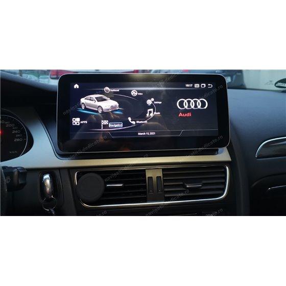Navigatie Android AUDI A4 B8 A5 MMI 3G NAVD-AUD-A4 B8 10.25 MMI3G