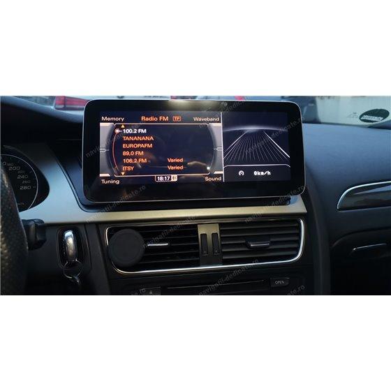 Navigatie Android AUDI A4 B8 A5 NON-MMI NAVD-AUD-A4 B8 10.25 NO MMI