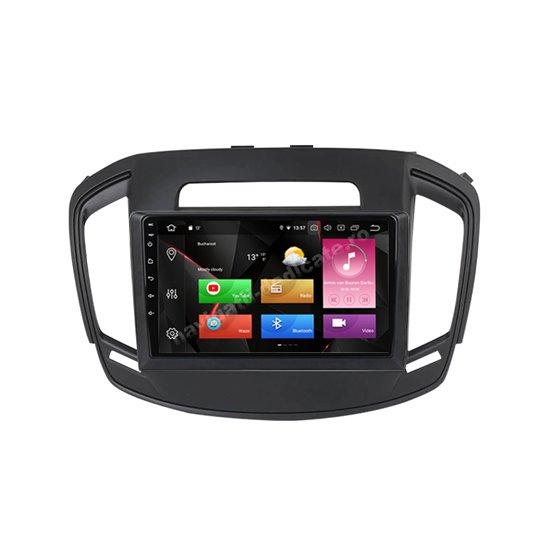 Navigatie Carplay Android 10 Insignia 2014+ Octa Core 6GB Ram 128GB SSD Ecran 9 inch NAVD-US91056