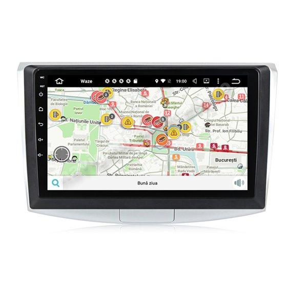 Navigatie Android 10 Volkswagen Passat B6 B7 CC Octa Core 4GB Ram Ecran 9 inch NAVD-Z1012VW