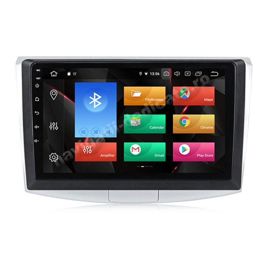 Navigatie Carplay Android 10 Volkswagen Passat B6 B7 CC Octa Core 6GB Ram 128GB SSD Ecran 9 inch NAVD-US1012VW
