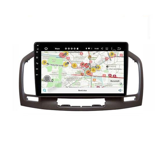 Navigatie Android Opel Insignia 2008-2013 Octa Core 6GB Ram 128GB SSD Ecran 9 inch Ips NAVD-US9067