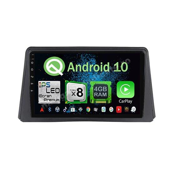 Navigatie Android 10 Opel Mokka 2012-2016 Octa Core 4GB Ram Ecran 9 inch NAVD-Z8065