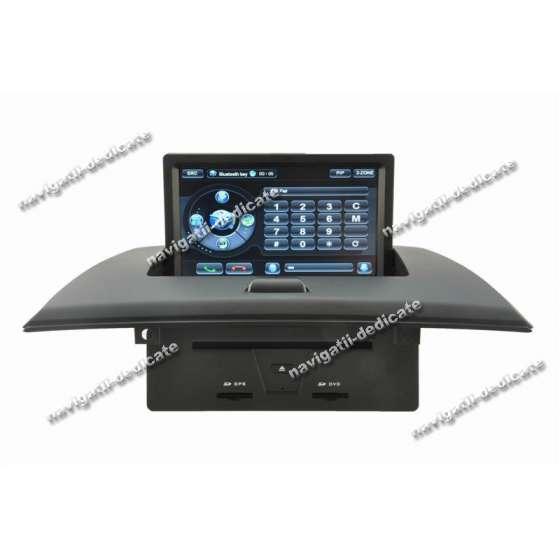 Navigatie Dedicata Android BMW X3 E83 DVD Auto GPS USB NAVD-M103