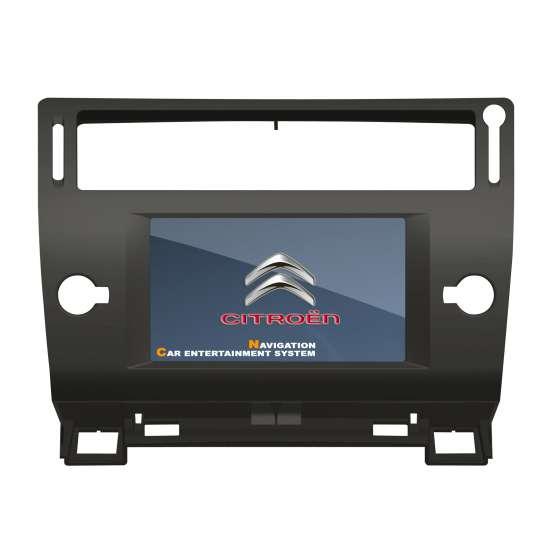 NAVIGATIE Dedicata CITROEN C4 DVD GPS Auto CARKIT NAVD-7910