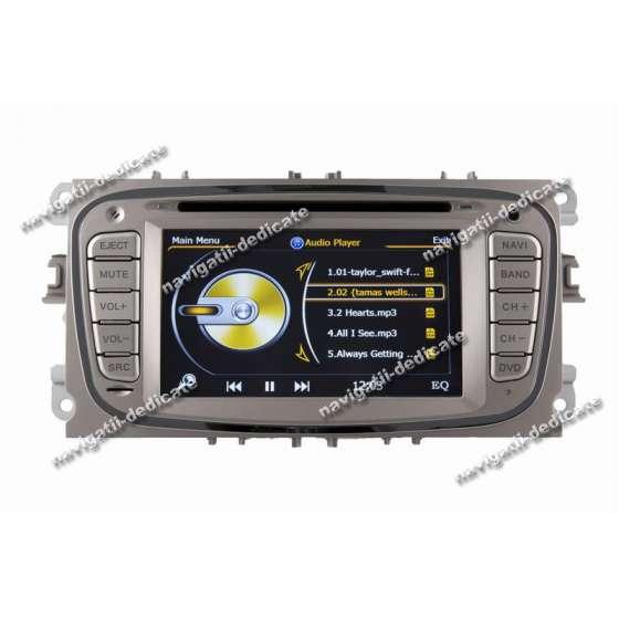 Navigatie Dedicata Ford GPS CARKIT TV INTERNET NAVD-C003