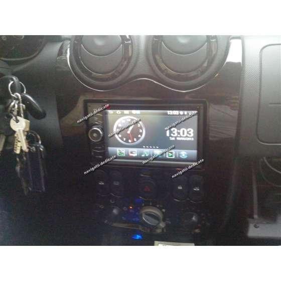 Navigatie Dedicata Android Dacia Duster Logan Sandero DVD AUTO GPS CARKIT USB TV INTERNET NAVD-i802G