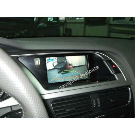 Retrofit Camera marsarier Audi A6 A8 Q7
