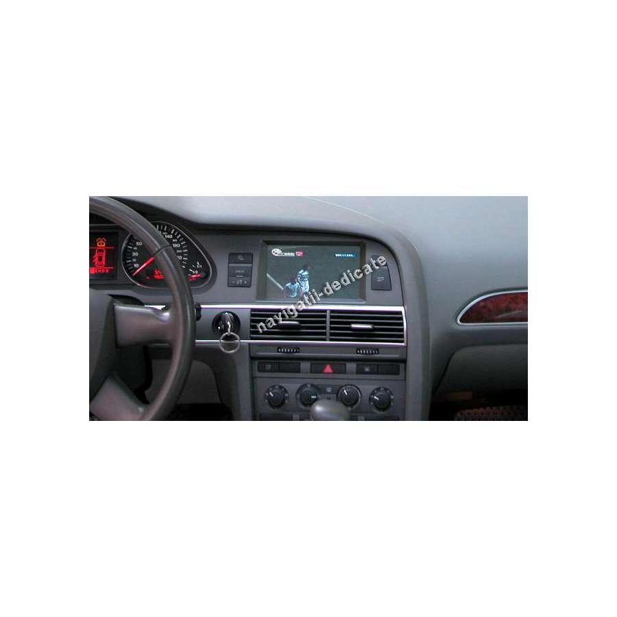 Retrofit TV Digital DVB-T Audi A6 A8 Q7