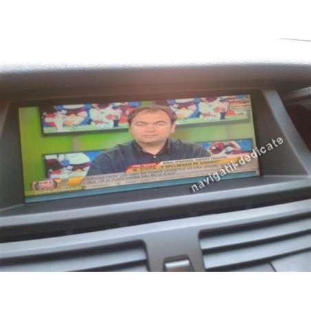 Retrofit TV TUNER DIGITAL DVB-T BMW X5 X6 seria 3 5 6 7 F10, F01, F20 E90, E70, E60