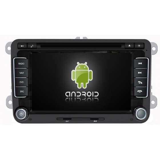 Navigatie Dedicata Cu Android Volkswagen Skoda Seat NAVD-i004