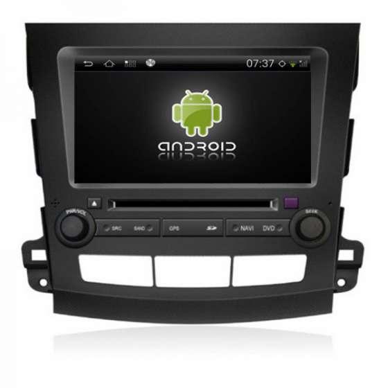 Navigatie Dedicata Cu Android Peugeot 4007/ CITROEN C-CROSSER/ MITSUBISHI OUTLANDER NAVD-i056