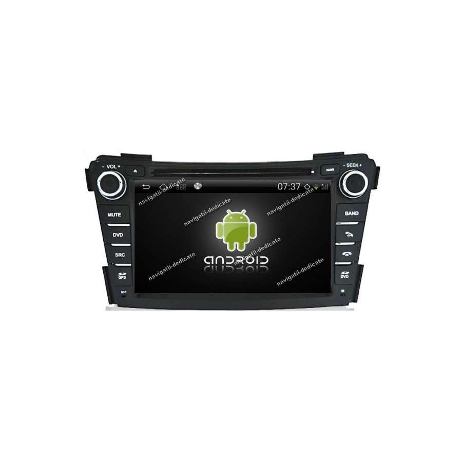 Navigatie Dedicata Cu Android Hyundai I40 NAVD-i172