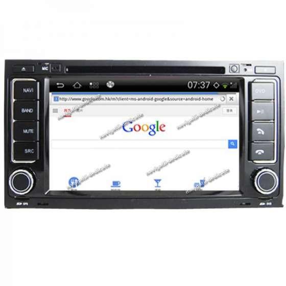 Navigatie Dedicata Cu Android VW TOUAREG MULTIVAN NAVD-i042