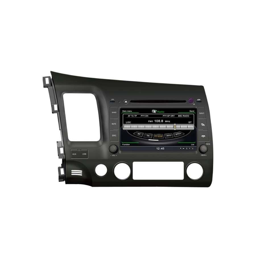 Navigatie Dedicata Honda Civic Sedan NAVD-C044
