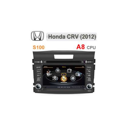 Navigatie Dedicata HONDA CR-V 2012 NAVD-C111