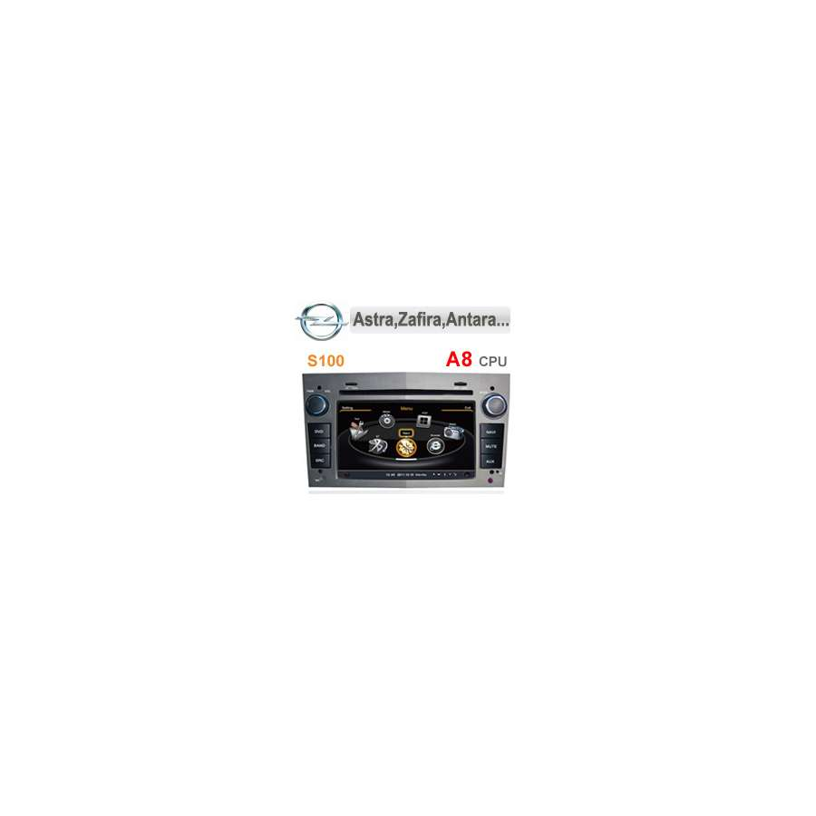Navigatie Dedicata OPEL Astra H Vectra CORSA NAVD-C019